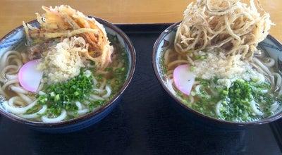 Photo of Ramen / Noodle House うどん・そば やま信 at 平原町2丁目1450-1, Nobeoka 882-0866, Japan
