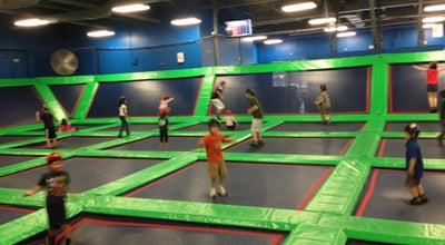 Photo of Theme Park Rebounderz Jacksonville at 14985 Old St Augustine Rd #123, Jacksonville, FL 32258, United States