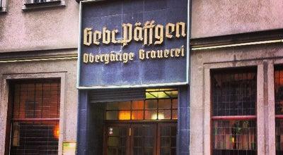 Photo of Brewery Brauhaus Päffgen at Friesenstr. 64, Köln 50670, Germany