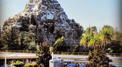 Photo of Theme Park Ride / Attraction Matterhorn Bobsleds at Fantasyland, Anaheim, CA 92802, United States