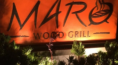 Photo of Argentinian Restaurant Maro Wood Grill at 1915 S Coast Hwy, Laguna Beach, CA 92651, United States