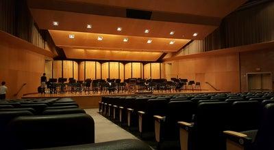 Photo of Concert Hall Ruth Taylor Recital Hall at 1 Trinity Pl, San Antonio, TX 78212, United States