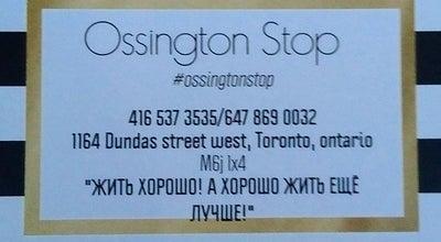 Photo of Gastropub Ossington Stop at 1164 Dundas West, Toronto, Canada
