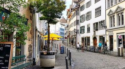 Photo of Flea Market Neumarkt at Neumarkt, Zürich 8001, Switzerland