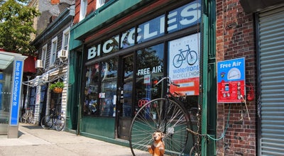 Photo of Bike Shop Waterfront Bicycle Shop at 391 West St, New York, NY 10014, United States