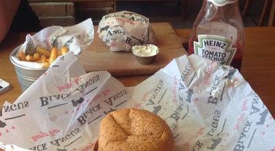 Photo of Burger Joint Black Angus at Mashtots, Armenia