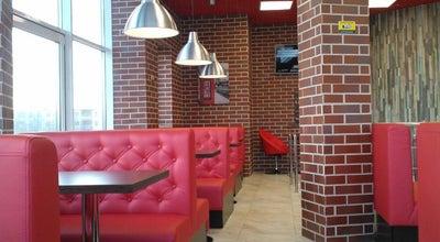 Photo of Fast Food Restaurant Burger Master at Ул. Космонавтов, 2, Могилёв, Belarus