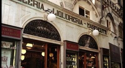 Photo of Cupcake Shop Pasticceria Liquoreria Marescotti at Via Di Fossatello 35/r, Genova 16124, Italy