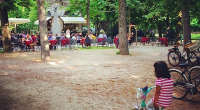 Photo of Beer Garden Chiosco Bar Parco Ducale at Via John Fitzgerald Kennedy, 1/a, Parma 43125, Italy