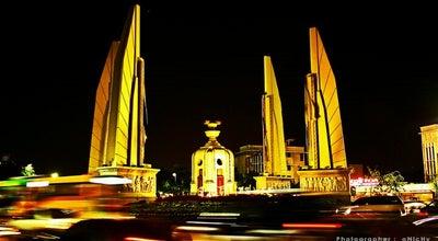 Photo of Monument / Landmark อนุสาวรีย์ประชาธิปไตย (Democracy Monument) at Ratchadamnoen Klang Rd, Phra Nakhon 10200, Thailand