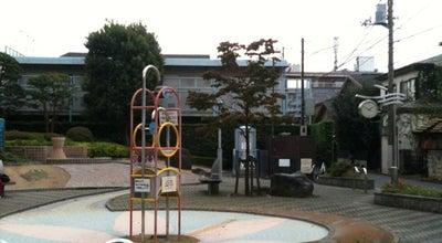Photo of Playground 中道公園(ジャブジャブ公園) at 吉祥寺本町3-10, 武蔵野市 180-0006, Japan