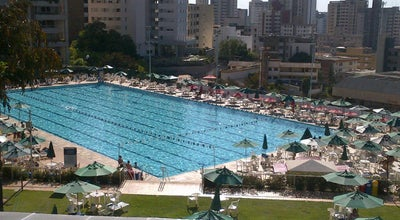Photo of Pool Minas Tênis Clube II at Av. Bandeirantes, 2323, Belo Horizonte 30210-420, Brazil