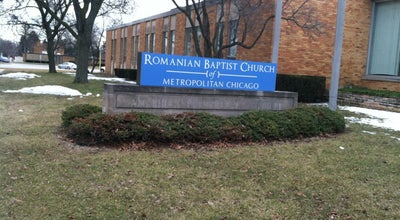 Photo of Church Romanian Baptist Church of Metropolis Chicago at 484 E Northwest Hwy, Des Plaines, IL 60016, United States