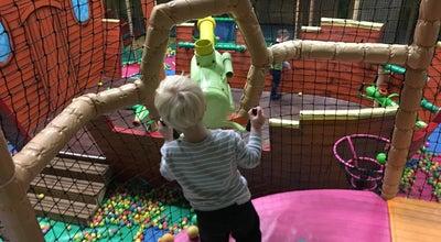 Photo of Playground Lek & Buslandet at Herkulesgatan 3, Göteborg 417 01, Sweden