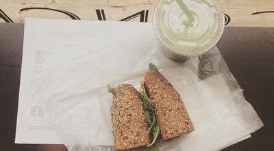 Photo of Sandwich Place CoffeeConcepts Sandwich Bar at Reguliersdwarsstraat 4, Amsterdam 1017BM, Netherlands