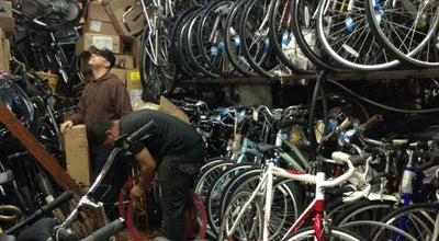 Photo of Bike Shop Frank's Bike Shop at 553 Grand St, New York, NY 10002, United States