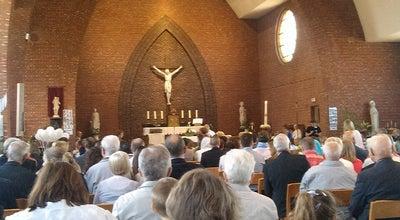 Photo of Church De Goede Herder at Mechelsesteenweg, Belgium