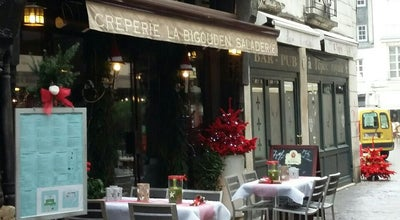 Photo of Creperie La Bigouden at 14 Rue Du Grand Marché, Tours 37000, France