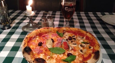 Photo of Pizza Place Bella Vista at Fridhemsgatan 62, Stockholm 112 46, Sweden