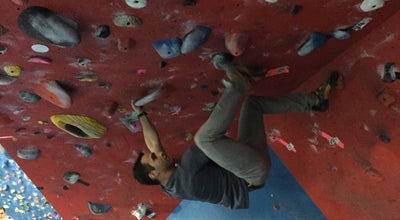 Photo of Climbing Gym The Cliffs at 11-11 44th Drive, Long Island City, NY 11101, United States