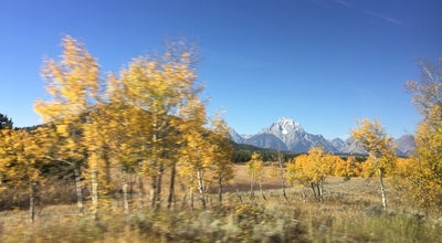 Photo of Mountain Grand Teton National Park Signal Mountain at Moose, WY 83012, United States