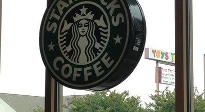 Photo of Coffee Shop Starbucks at 649 Haywood Rd, Greenville, SC 29607, United States