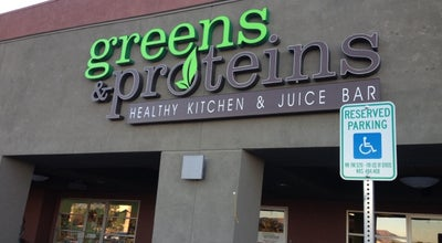 Photo of Juice Bar Greens & Proteins at 8975 S Eastern Ave, Las Vegas, NV 89123, United States