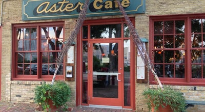 Photo of Coffee Shop Aster Cafe at 121 Main St Se, Minneapolis, MN 55414, United States