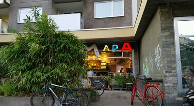 Photo of Cafe Mapa café+bar at Gartenstr. 56b, Karlsruhe 76133, Germany