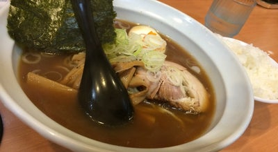 Photo of Ramen / Noodle House 屋台らーめん 山崎店 at 野田市, Japan