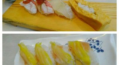 Photo of Sushi Restaurant 一作鮨 at 東区日置荘西町1丁20-5, 堺市, Japan