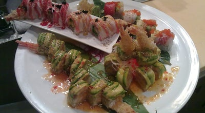 Photo of Sushi Restaurant East Gate Asian Bistro at 25401 Eastern Marketplace Plz, Chantilly, VA 20152, United States