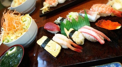 Photo of Sushi Restaurant 誠寿司 at 春日4-12-3, つくば市 305-0821, Japan