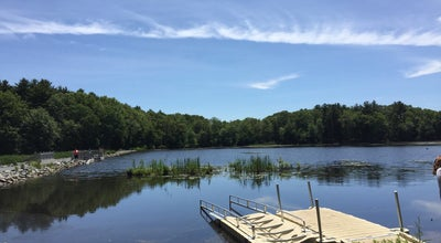 Photo of Lake DelCarte Conservation Area at Pleasant St, Franklin, MA 02038, United States