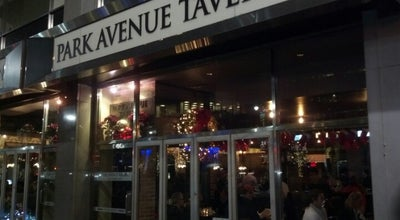 Photo of Bar Park Avenue Tavern at 99 Park Ave, New York, NY 10016, United States