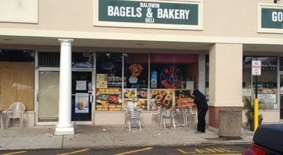 Photo of Bagel Shop Baldwin Bagels at 134 Baldwin Rd, Parsippany, NJ 07054, United States
