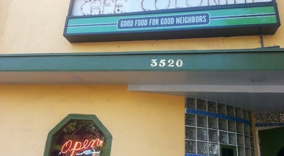 Photo of Music Venue Cafe Colonial at 3520 Stockton Blvd, Sacramento, CA 95820, United States