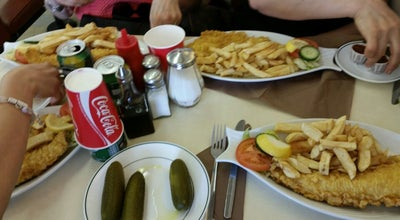 Photo of Fish and Chips Shop Las Vegas Grill at Southend-on-Sea, United Kingdom
