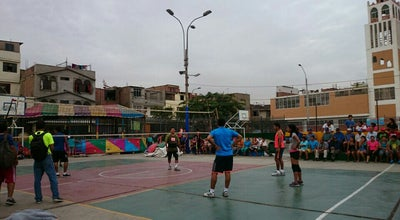 Photo of Basketball Court loza deportiva el planeta at Peru