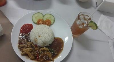 Photo of Steakhouse Andiamo Waroeng Steak at Kawasan Cafe Pantai Mega Mas, Manado, Indonesia