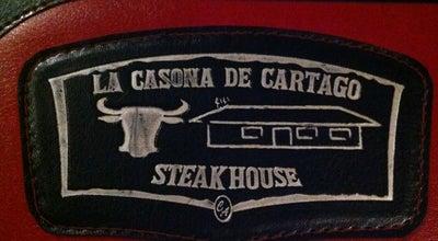 Photo of Steakhouse La Casona de Cartago at 300m E Del Puente Bailey, Cartago, Costa Rica
