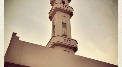 Photo of Mosque Masjid Abdullah Bin Masood at Mbz City, United Arab Emirates