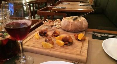 Photo of Portuguese Restaurant Pão à Mesa at Portugal