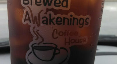 Photo of Coffee Shop Brewed Awakenings at 1200 Pontiac Ave, Cranston, RI 02920, United States