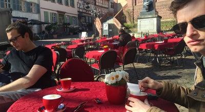 Photo of Cafe Café am Markt at Marktplatz, Weinheim, Germany