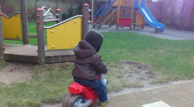 Photo of Playground Speeltuin De Kleine Dom at Lange Nieuwstraat 79, Utrecht 3512 PE, Netherlands