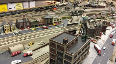 Photo of History Museum Edward Peterman Museum of Railroad History at 1005 Railroad Ave, Santa Clara, CA 95050, United States