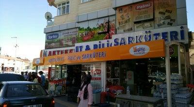 Photo of Butcher AKTEKKE ET & PİLİÇ ŞARKUTERİ at Aktekke Meydanı, Karaman 70100, Turkey