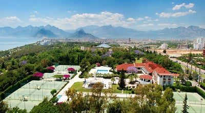 Photo of Tennis Court Antalya Tenis İhtisas ve Spor Kulübü (ATİK) at Sakıp Sabancı Bulvarı No 5, Antalya 07070, Turkey