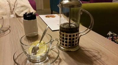 Photo of Coffee Shop Cadde Coffee at Ragıbbey Mah. 21 Sokak No:41/a, Akhisar 45200, Turkey